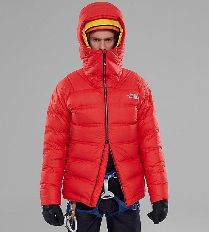 Piumino The North Face modello Summit L6 inverno 2018 prezzo 500 euro