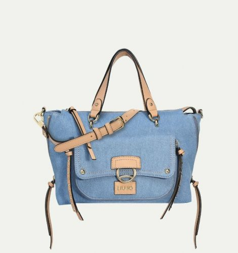 Borsa Liu Jo in jeans primavera estate 2018 mod Dakota denim prezzo 139 euro Borsa Liu Jo in jeans primavera estate 2018 mod Dakota denim prezzo 139 euro 470x500 - Liu Jo Borse Primavera Estate 2018