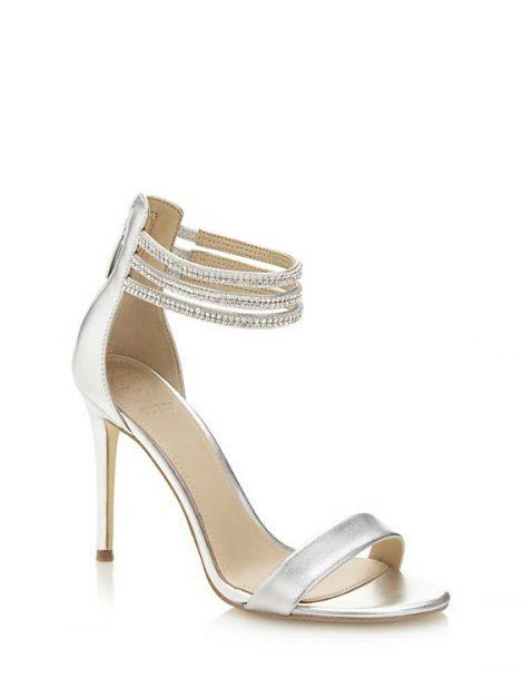 Sandalo gioiello Guess estate 2018 mod Kathy prezzo 150 euro