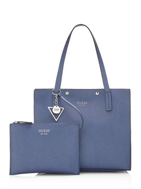 Shopper Guess primavera estate 2018 mod Kinley prezzo 125 euro