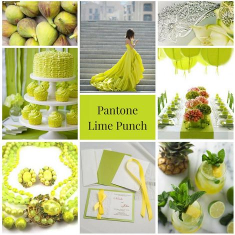 Lime Punch Colore Moda Primavera Estate 2018