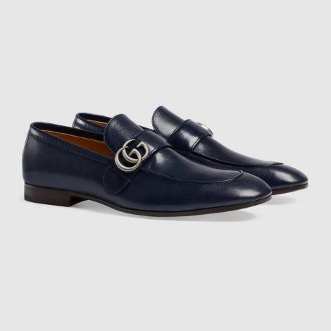 Mocassino classico Gucci uomo prezzo 595 euro