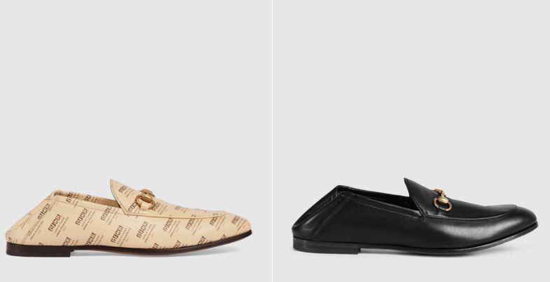 Ciabatte e sandali uomo Gucci estate 2018 Nuovi mocassino slippers Gucci uomo primavera estate 2018 - Nuovi mocassino slippers Gucci uomo primavera estate 2018