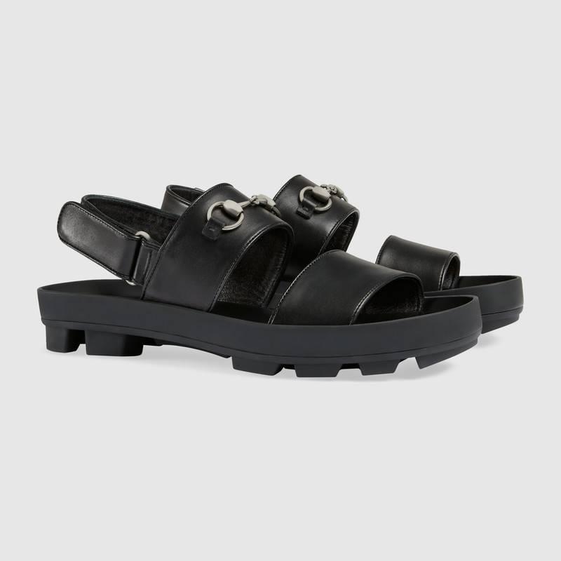 Sandalo Gucci uomo prezzo 550 euro