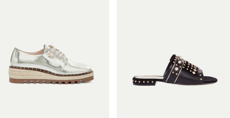Scarpe e sandali catalogo Liu Jo estate 2018