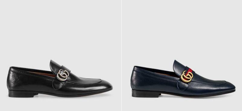 Scarpe mocassino eleganti Gucci uomo 2018