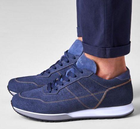 Sneakers Hogan estate 2018 mod H321 prezzo 320 euro