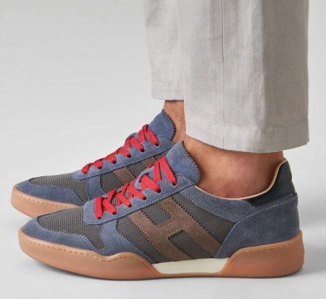 Sneakers Hogan estate 2018 mod H357 prezzo 230 euro