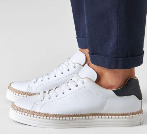 Sneakers Hogan estate 2018 mod R260 prezzo 270 euro