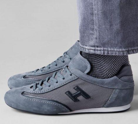 Sneakers Olympia Hogan uomo primavera estate 2018 prezzo 280 euro