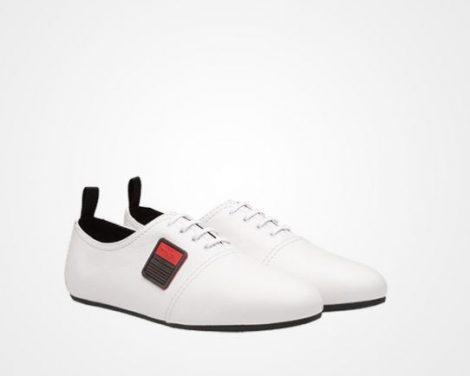 Sneakers eleganti Prada uomo estate 2018 prezzo 530 euro