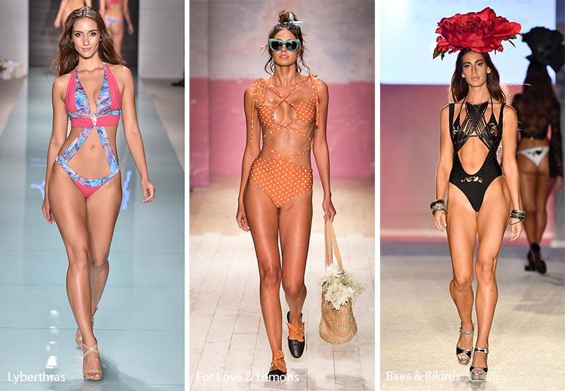 Trikini moda costumi da bagno estate 2018