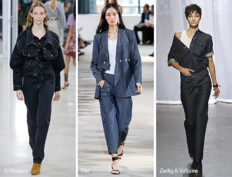 Abbigliamento denim moda primavera estate 2018 Abbigliamento denim moda primavera estate 2018 470x359 - 25 Tendenze Moda Abbigliamento Donna Primavera Estate 2018