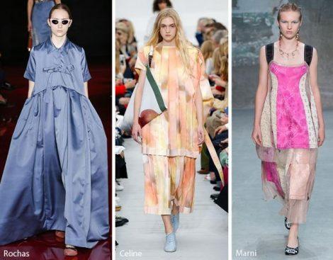 Abbigliamento vaporoso moda primavera estate 2018 Abbigliamento vaporoso moda primavera estate 2018 470x367 - 25 Tendenze Moda Abbigliamento Donna Primavera Estate 2018