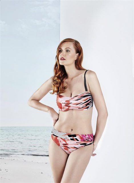 Bikini taglie forti stampa jungle Parah 2018 Bikini taglie forti stampa jungle Parah 2018 470x641 - Parah Costumi da bagno Estate 2018: Foto e Prezzi