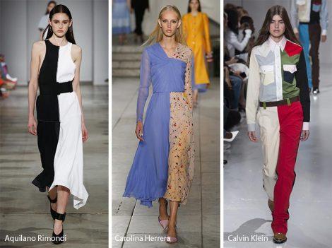 Half and half moda abbigliamento primavera estate 2018 Half and half moda abbigliamento primavera estate 2018 470x351 - 25 Tendenze Moda Abbigliamento Donna Primavera Estate 2018