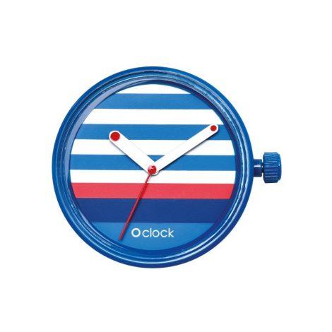 Nuovo meccanismo orologio di o bag O clock lines primavera estate 2018