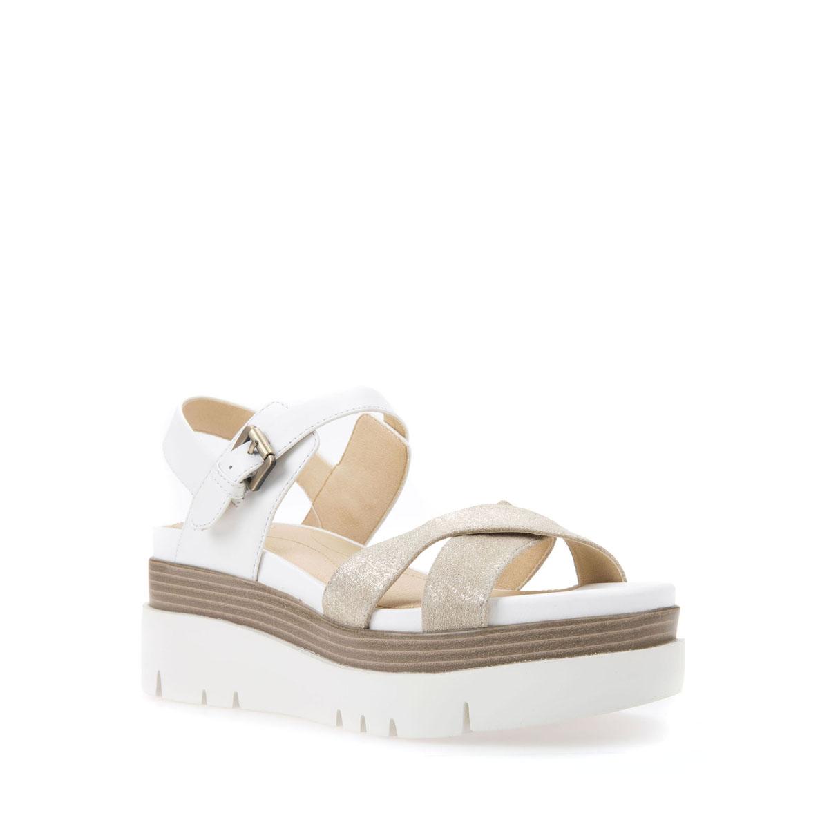 Sandalo con suola monoblocco Geox estate 2018 modello Radwa