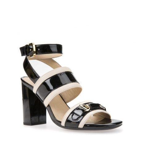 Sandalo con tacco alto Geox 2018 modello Audalies Sandalo con tacco alto Geox 2018 modello Audalies 470x470 - GEOX Sandali Estate 2018: Catalogo prezzi