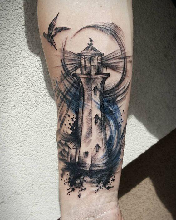 Tatuaggi Faro Significato