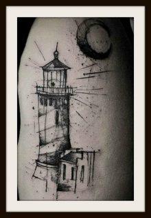 Tatuaggio Faro Significato e Immagini Tatuaggio Faro Significato e Immagini 220x316 - Tatuaggio FARO: Significato e 20 Foto