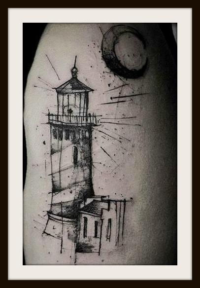 Tatuaggio Faro Significato e Immagini