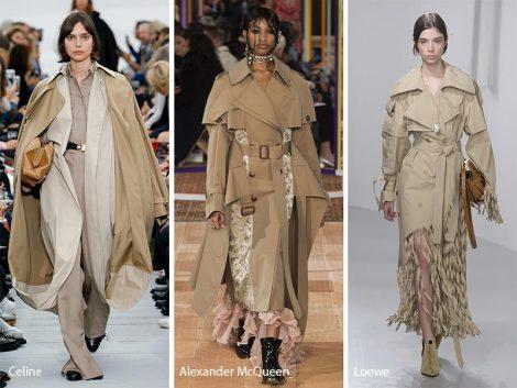 Trench moda primavera estate 2018 Trench moda primavera estate 2018 470x353 - 25 Tendenze Moda Abbigliamento Donna Primavera Estate 2018
