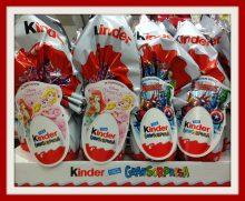 Tutte le Uova di Pasqua Kinder 2018 Tutte le Uova di Pasqua Kinder 2018 220x181 - Uova di Pasqua 2018 Kinder