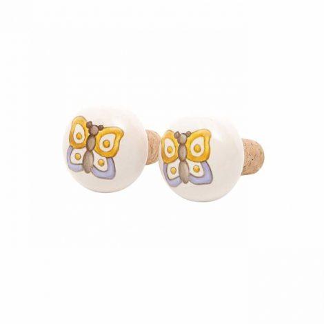 Confezione 2 tappi bomboniere matrimonio THUN 2018