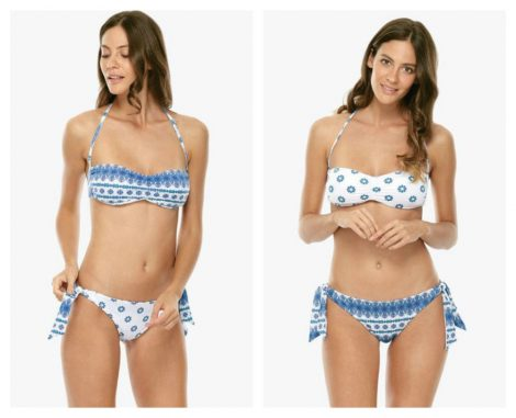 Bikini Lovable reversibile prezzo 55 euro