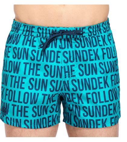 Costume Boxer Sundek corto a vita elastica estate 2018 prezzo 64 euro