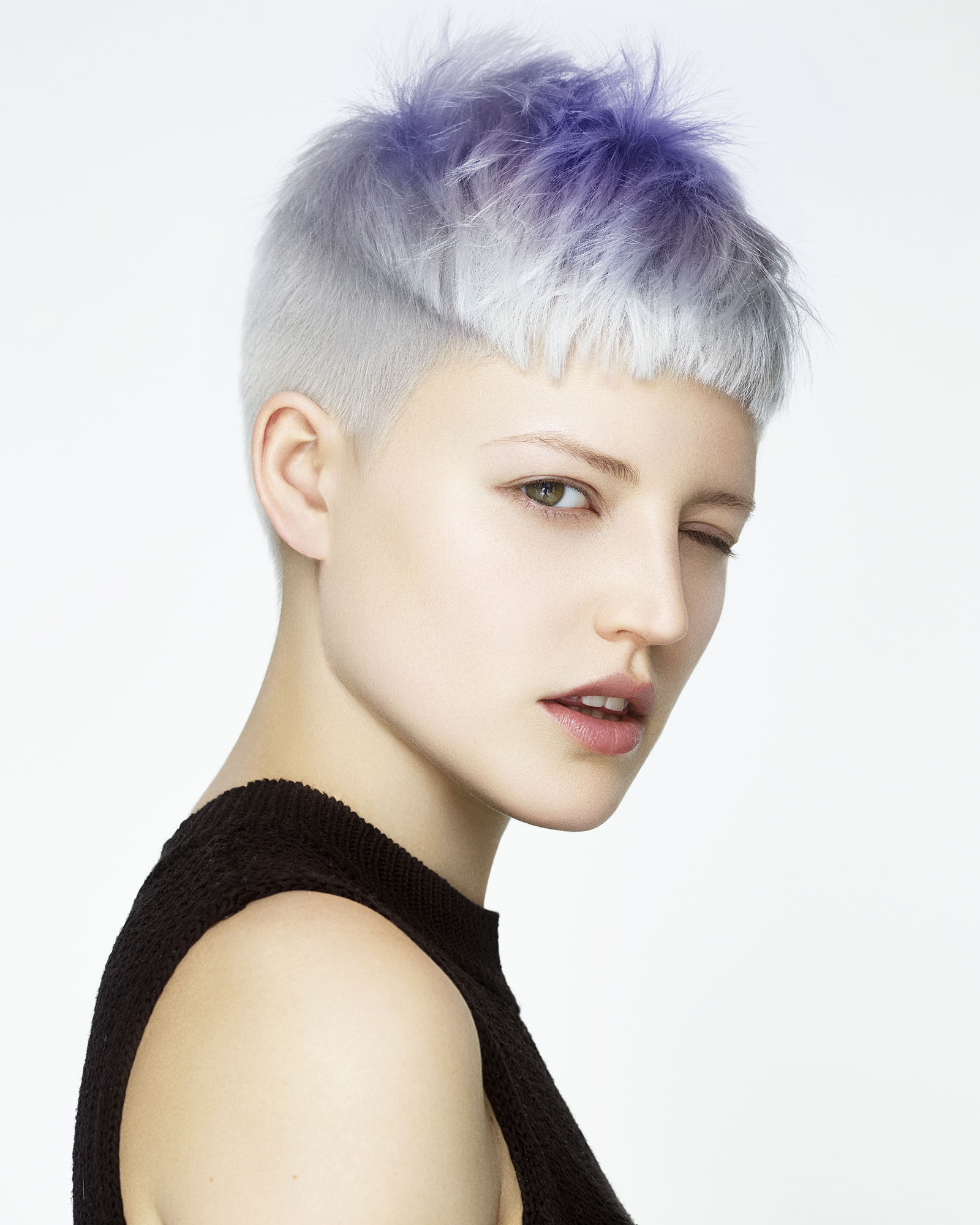 Taglio capelli rasati 2019