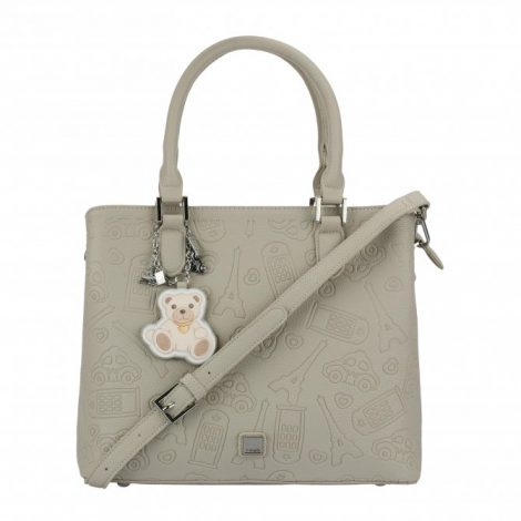 Borsa in ecopelle THUN Teddy on the road collezione 2018