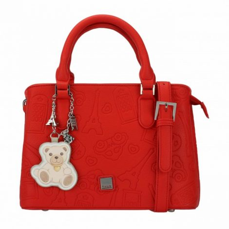 Borsa in ecopelle THUN Teddy on the road primavera estate 2018