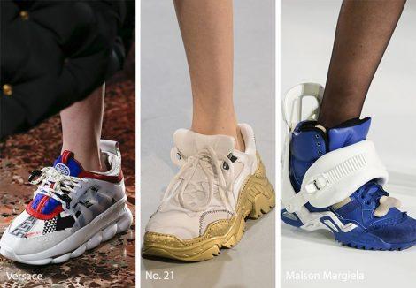 Sneakers retro kitsch moda scarpe inverno 2018 2019 Sneakers retro kitsch moda scarpe inverno 2018 2019 470x326 - 20 Tendenze Moda SCARPE e STIVALI Inverno 2018 2019
