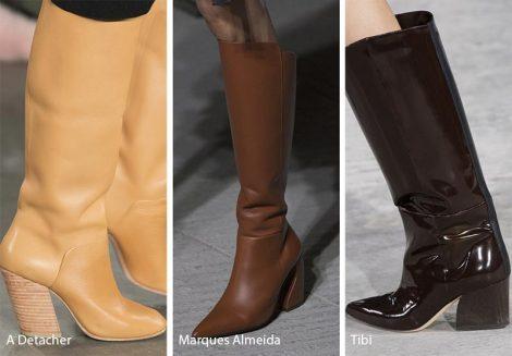 Tendenze moda scarpe inverno 2018 2019 tacchi angolati Tendenze moda scarpe inverno 2018 2019 tacchi angolati 470x327 - 20 Tendenze Moda SCARPE e STIVALI Inverno 2018 2019