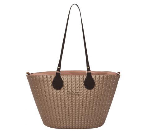 Borsa O Bag Knit