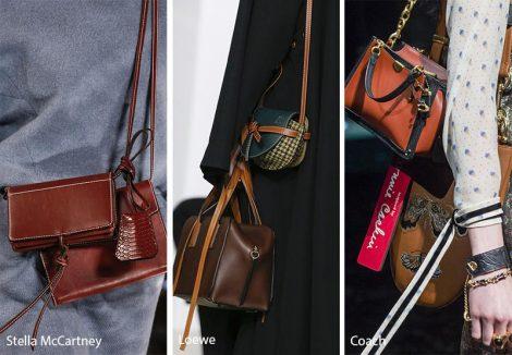 Borse multiple moda inverno 2018 2019