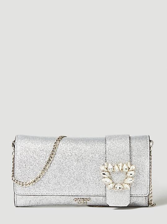 Borsa a mano Guess moda Sandy inverno 2018 2019 prezzo 250