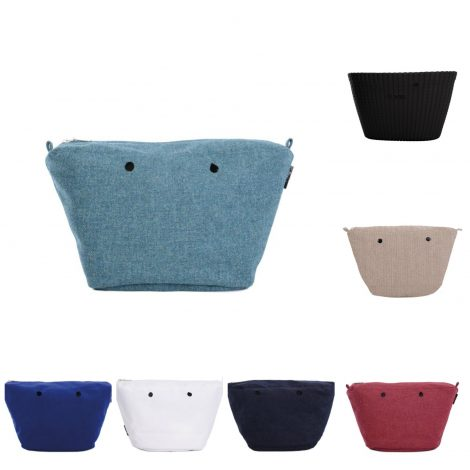 Sacche interne nuove borse O Bag Knit inverno 2018 2019
