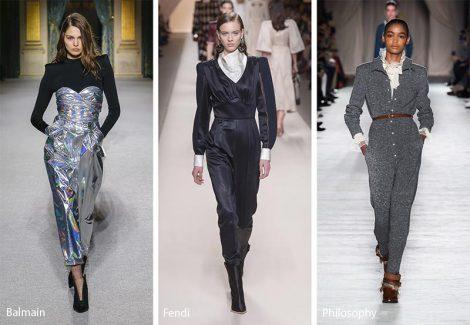 jumpsuits eleganti moda inverno 2018 2019