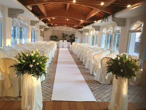 Addobbi rito civile 470x353 - Guida all'organizzazione di un matrimonio