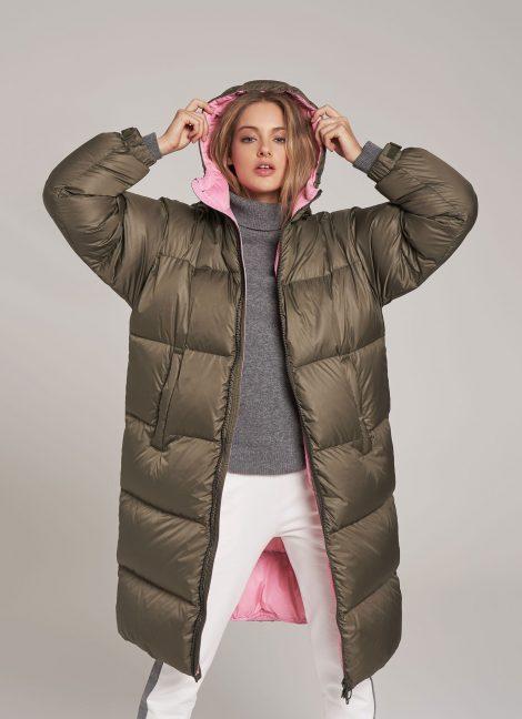 Caldo piumino lungo Colmar inverno 2019 prezzo 585 euro 470x648 - COLMAR Piumini Donna Collezione Inverno 2019
