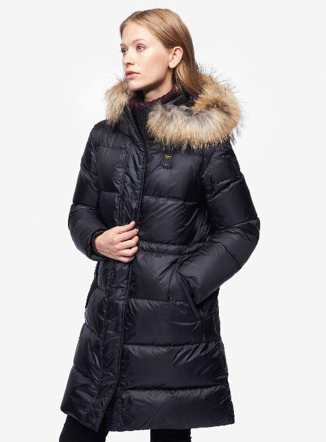 Caldo piumino pesante Blauer donna inverno 2019 prezzo 579 mod Francesca