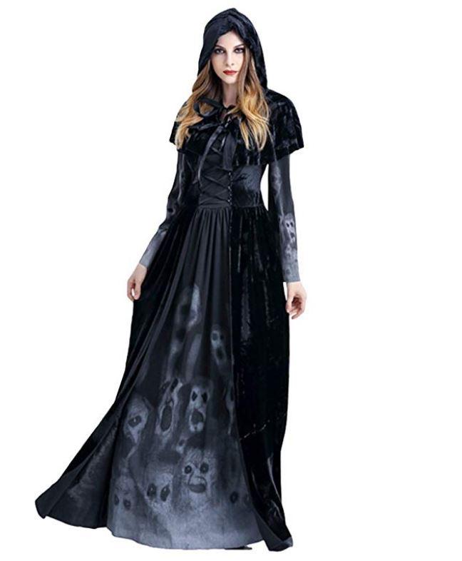 Costume Halloween donna economico 2018