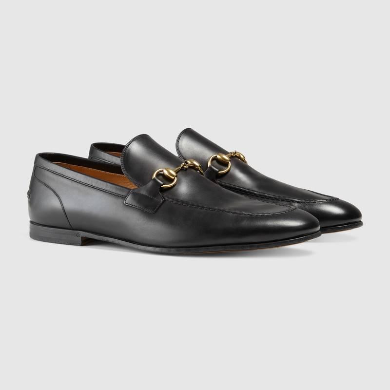 2e14680ef3 Eleganti mocassini in pelle Gucci uomo prezzo 595 euro 470x470 - GUCCI  Scarpe collezione Uomo Inverno