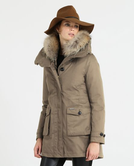 best service 6cb37 be349 Woolrich Parka Donne Inverno 2019 | The house of blog