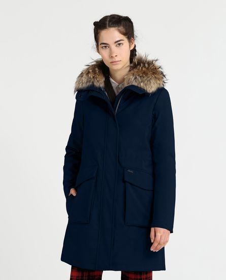 Giaccone Woolrich donna Seymour military inverno 2019 prezzo 1100 euro