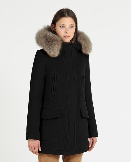 Giaccone parka Mckenzie Solid donna inverno 2019 prezzo 900 euro