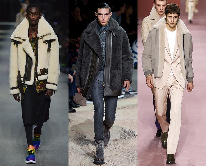 Giacconi sheraling moda uomo inverno 2018 2019